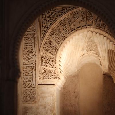 Alhambra shadows 1