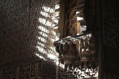 Alhambra shadows