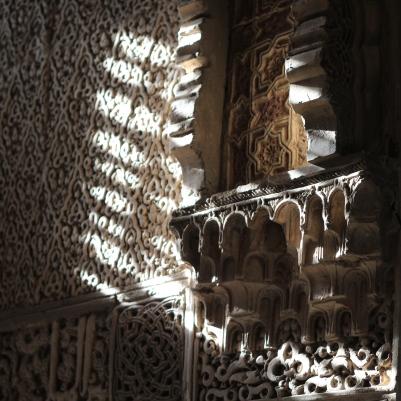 Alhambra shadows