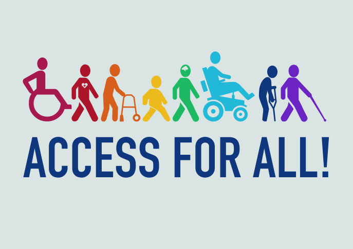 ACCESS FOR ALL poster 3