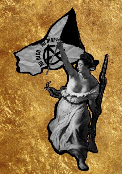 Liberty Leading the People, after Eugène Delacroix